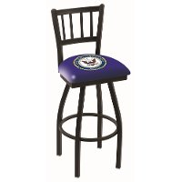 L01825Navy 25 Inch Jailhouse Counter Stool - US Navy