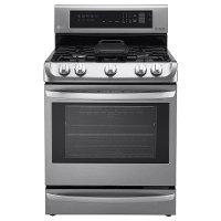 LRG4115ST LG 6.3 cu. ft. Convection Gas Range - Stainless Steel