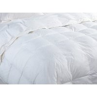 King Down and Feather Comforter