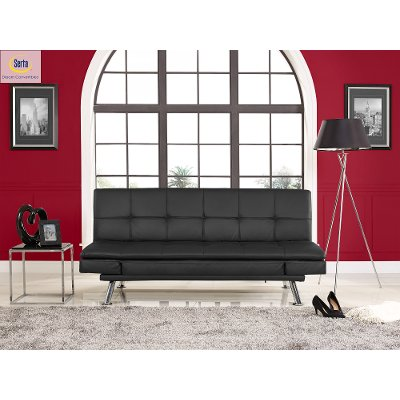 serta niles convertible sofa bed