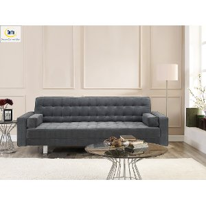 serta convertible sofa bed   rudolpho     shop futons and sofa sleepers   rc willey furniture store  rh   rcwilley