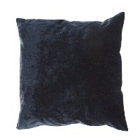 LUX04-LUXE/PLLW Luxe Blue Night 20 Inch Throw Pillow