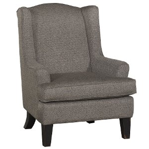 classic nightingale gray wing chair andrea