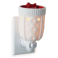 Holiday Stocking Plug In Fragrance Warmer - Candle Warmers