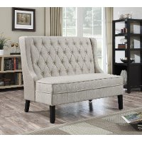 Sidney Oatmeal Banquette
