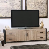 TV Stand (70 inch) - Driftwood