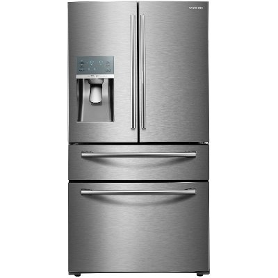 RF28JBEDBSR Samsung French Door Refrigerator 28 cu. ft. with Food ShowCase- 36 Inch Stainless Steel