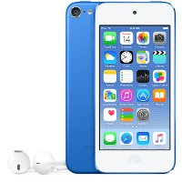 MKHV2LLA Apple iPod Touch - 32GB Blue (6th Generation)