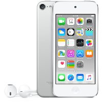MKHX2LLA Apple iPod Touch - 32GB Silver (6th Generation)