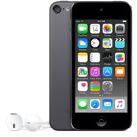 MKJ02LL/A,32,GRY,IPT Apple iPod Touch 6th Generation 32GB - Gray