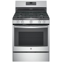 JGB660SEJSS GE Free Standing Gas Range Oven - Stainless Steel