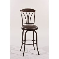 5690-826H Bronze Pewter Counter Height Stool - Marano