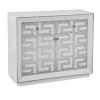 Loria 2 Door Accent Chest Rc Willey Furniture Store