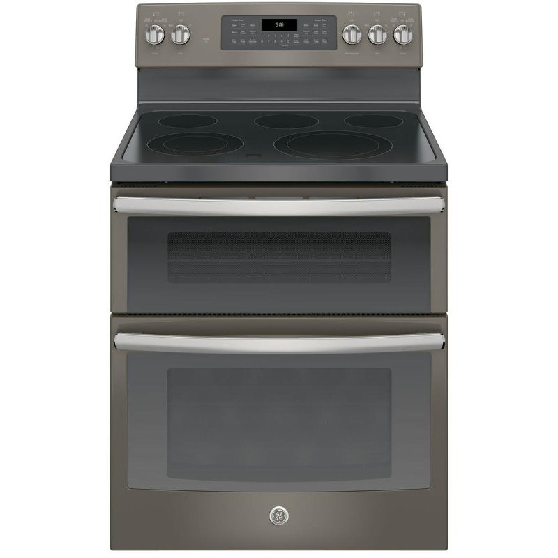 Ge Double Oven Electric Range 6 Cu