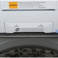 LG Top Load Washer - 4 5 cu  ft  White