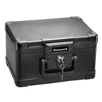1101 Honeywell 1101 Fireproof Molded Chest Personal Safe