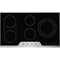 FPEC3677RF Frigidaire Professional 36 Inch Smoothtop Electric Cooktop - Stainless Steel