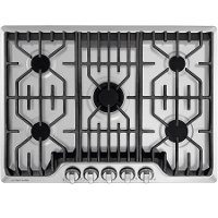 FPGC3077RS Frigidaire Professional 30 Inch 5 Burner Gas Cooktop - Stainless Steel