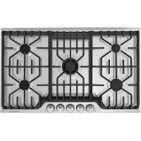 FPGC3677RS Frigidaire Professional 36 Inch 5 Burner Gas Cooktop - Stainless Steel