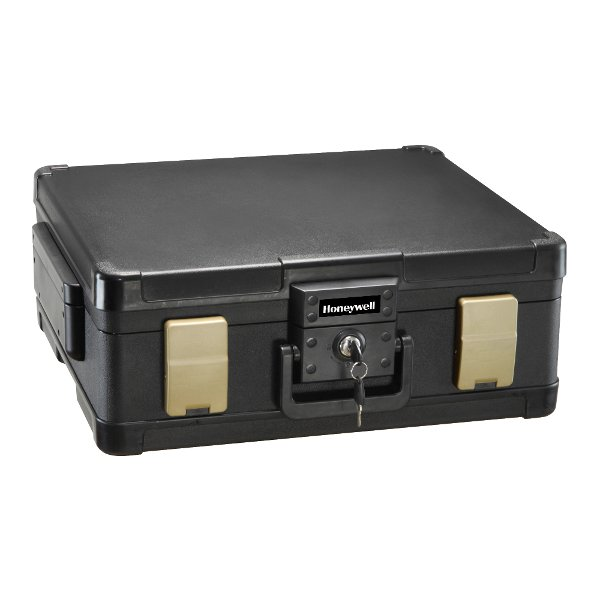 1104 Honeywell Water Fire Proof Small Personal Safe