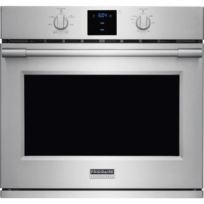 Fpew3077rf Frigidaire Professional Series Wall Oven 5 1 Cu Ft Stainless Steel