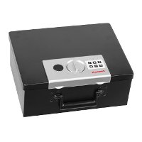 6108 Honeywell 6108 Small Digital Personal Security Safe