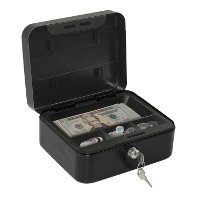 6111 Honeywell 6111 Convertible Steel Key and Cash Box