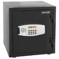 2115 Digital Lock Water Resistant & Fireproof Security Safe (1.23 cubic feet)