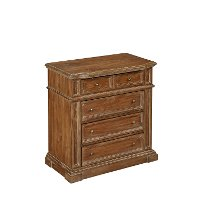 Vintage Natural Chest (5 Drawers) - Americana