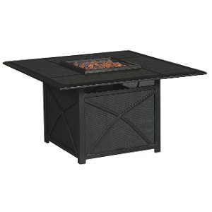 ... TGS46GE/FIREPIT 46 Inch Outdoor Patio Fire Pit   Revere
