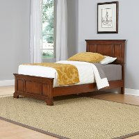 Cherry Twin Bed - Chesapeake