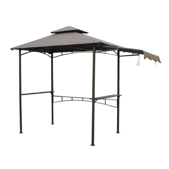 sc 1 st  RC Willey & Grill Gazebo with Awning | RC Willey Furniture Store