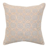 Kacey Light Camel 22 Inch Throw Pillow