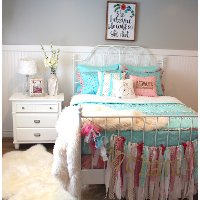 Beddy's Twin Always Enchanting Bedding Collection