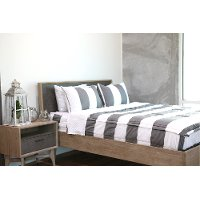 Beddy's Queen Game On Gray Bedding Collection