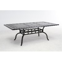 86 Inch x 44 Inch Patio Table - Asheville