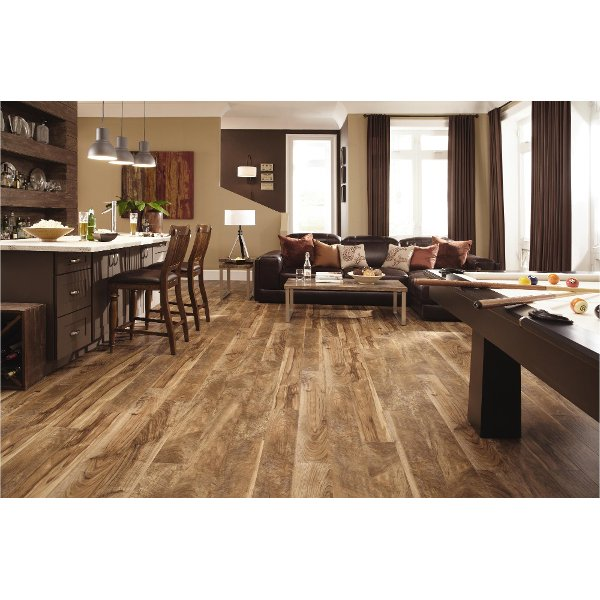 with wood vinyl glamorous dining best luxury wall for kitchen flooring tile adura floor chair plank