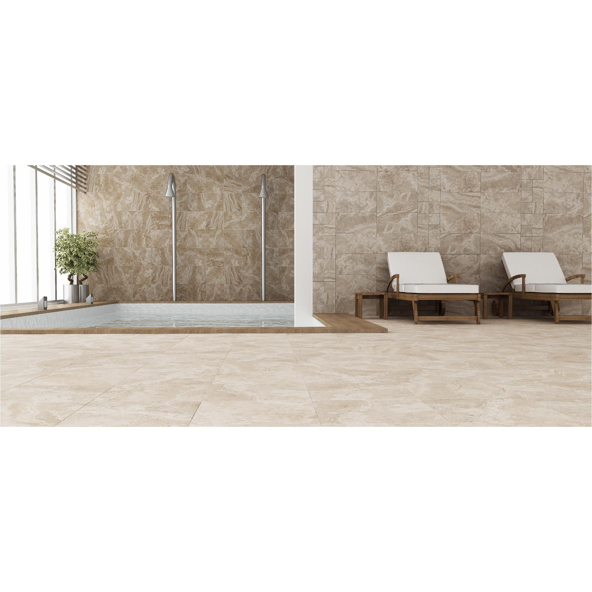 Shop tile floors and ceramic tiles for your home rc willey glazed porcelain emser homestead 12x24 tile dailygadgetfo Images