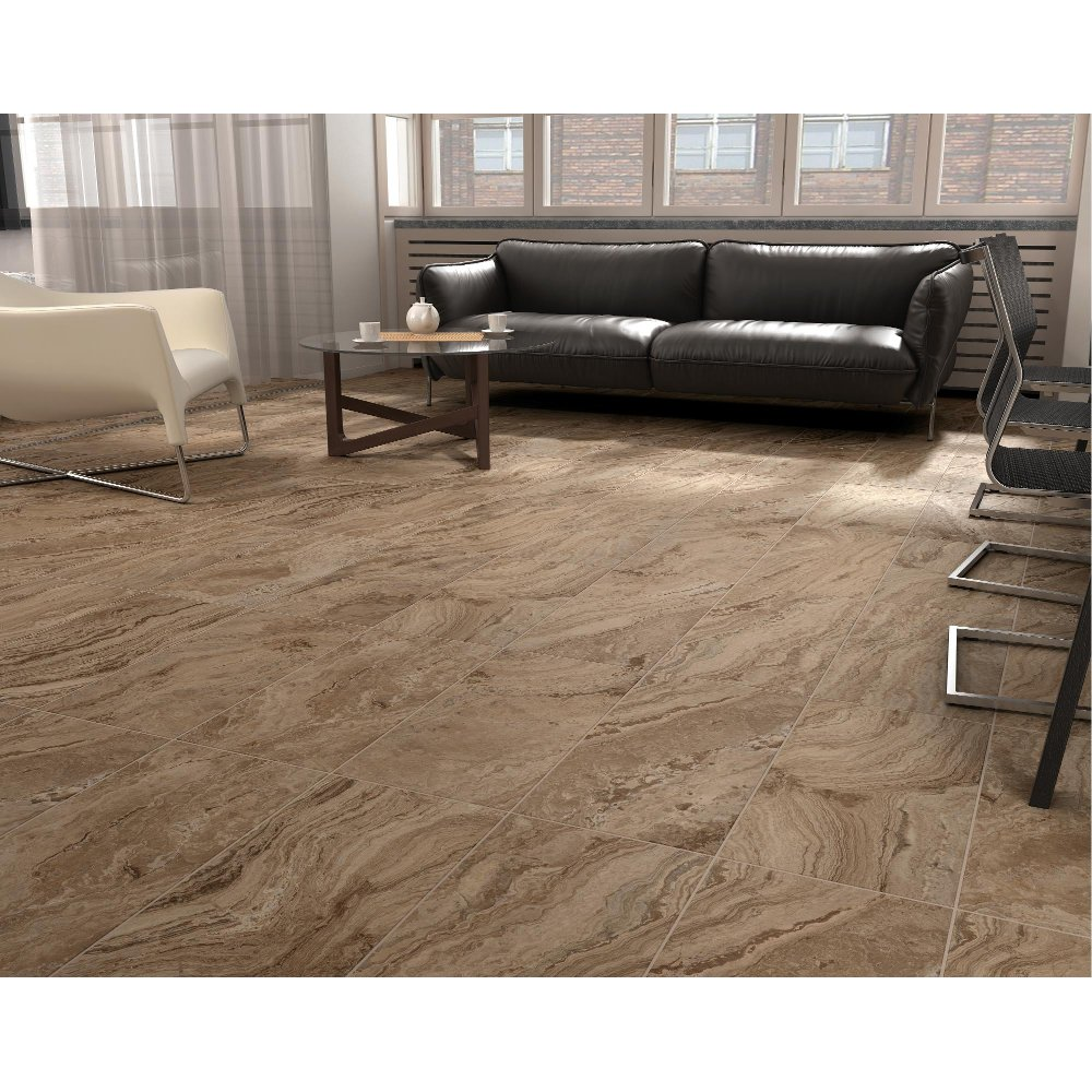 Shop tile floors and ceramic tiles for your home rc willey us floors cortec plus 12 lvtwaterproof luxury vinyl tile glazed porcelain emser pergamo 12x24 tile dailygadgetfo Images