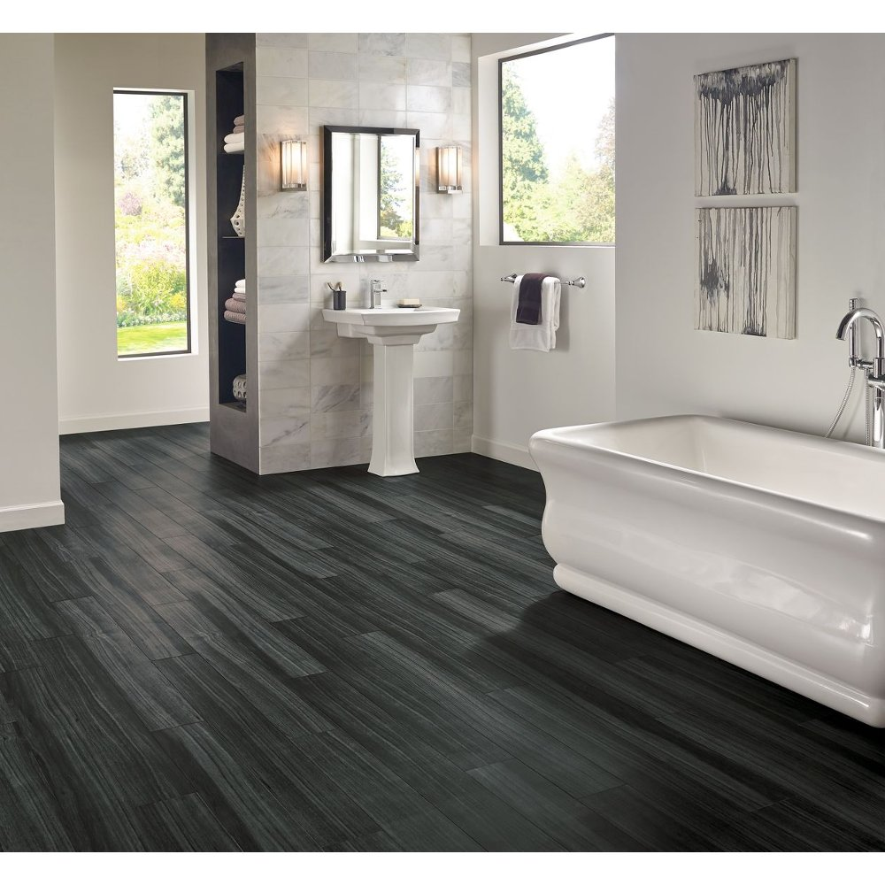 Shop vinyl flooring and vinyl plank floors rc willey furniture store us floors coretec one 6mm lvtwaterproof luxury vinyl plank armstrong luxe rigid core 6x48 dailygadgetfo Image collections
