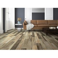Waterproof Luxury Vinyl Plank US Floors Multi-Tone Plank