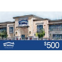 RCWGIFT-500 RC Willey eGift Card - $500
