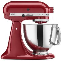 KSM150PSER Red KitchenAid Artisan® Series Tilt-Head Stand Mixer
