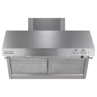 ZV36RSFSS Monogram Professional Hood with 620 CFM - 36 Inch Stainless Steel